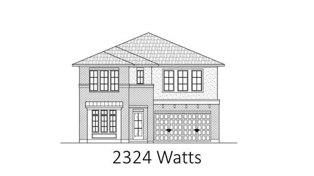 2324 Watts Street, Houston, TX 77030 (MLS #56935478) :: All Cities USA Realty