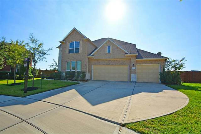 17111 Winter Hedge Court, Richmond, TX 77407 (MLS #56936270) :: The SOLD by George Team