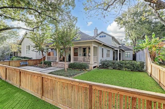1817 Cortlandt Street, Houston, TX 77008 (MLS #56940988) :: The Parodi Team at Realty Associates