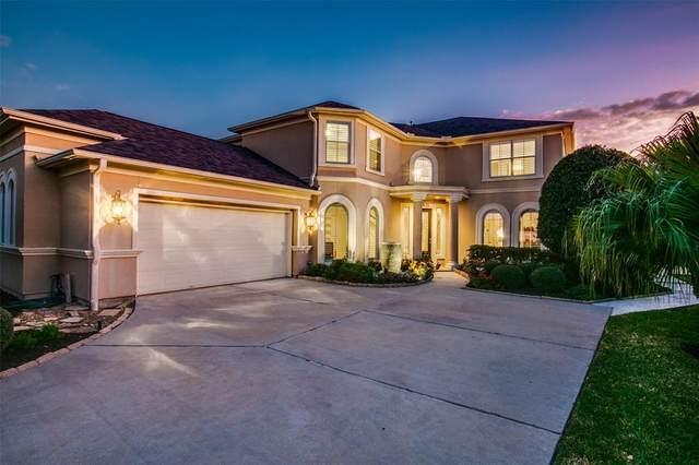 13511 Indigo Lake Court, Houston, TX 77077 (MLS #56943559) :: The Sansone Group