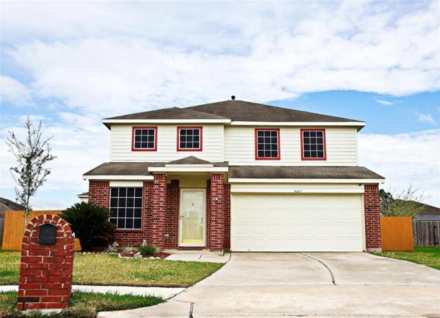 5207 Sage Circle, Baytown, TX 77521 (MLS #56944333) :: Texas Home Shop Realty
