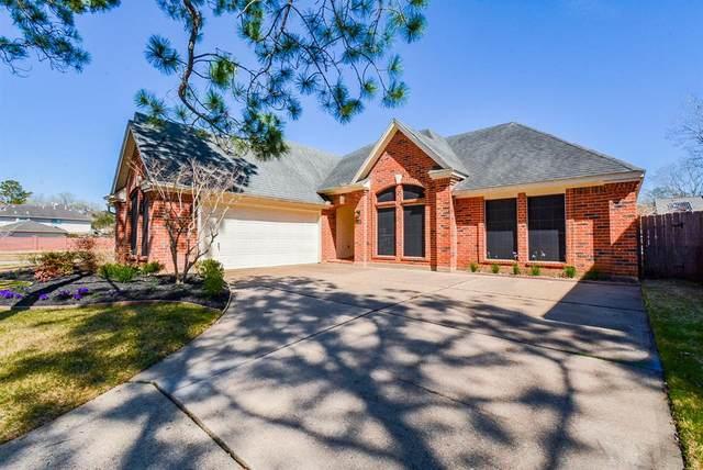 3003 Lake Estate Court, Missouri City, TX 77459 (MLS #56946675) :: The Parodi Team at Realty Associates