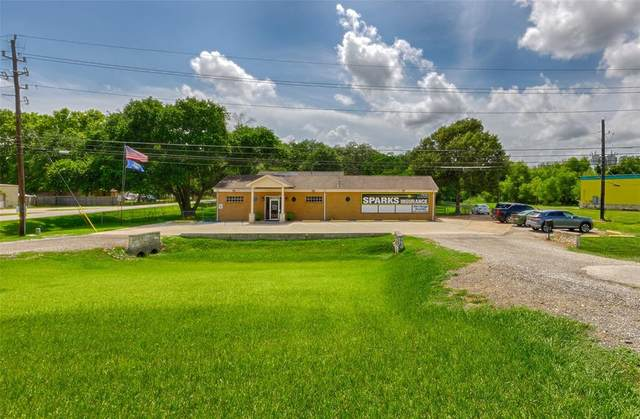 25103 Fm 2100 Road, Huffman, TX 77336 (MLS #56950954) :: My BCS Home Real Estate Group