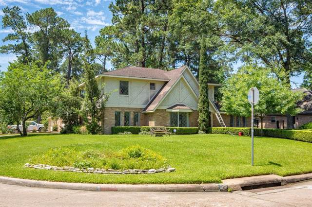 5214 Lodge Creek Drive, Houston, TX 77066 (MLS #56952629) :: The Sansone Group