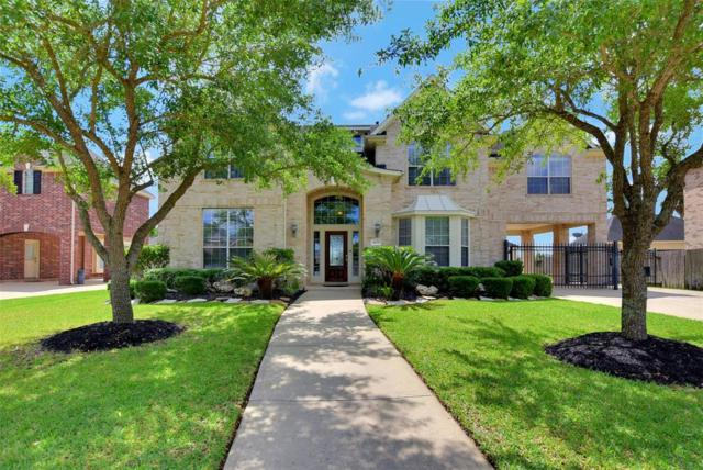 4011 Bell Hollow Lane, Katy, TX 77494 (MLS #56969343) :: The SOLD by George Team