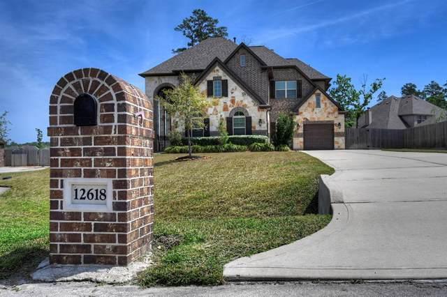 12618 Mostyn Lane, Magnolia, TX 77354 (MLS #5696999) :: NewHomePrograms.com LLC