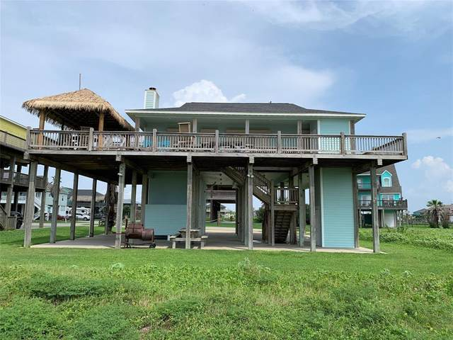 2510 Howell, Crystal Beach, TX 77650 (MLS #56985514) :: My BCS Home Real Estate Group