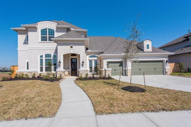 1705 Avery Lane, Friendswood, TX 77546 (MLS #56990232) :: The Bly Team