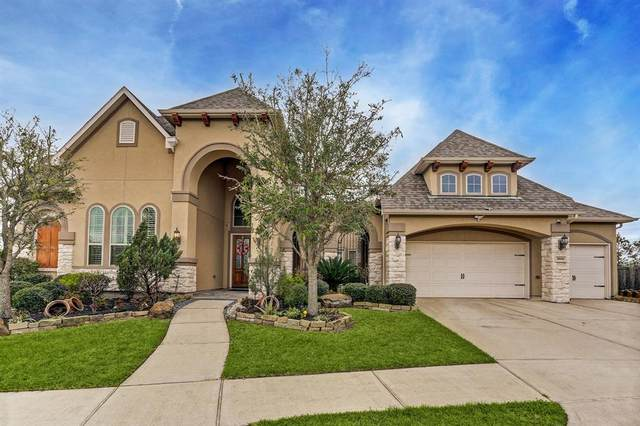3906 Cliff Rose Court, Manvel, TX 77578 (MLS #56994808) :: The SOLD by George Team