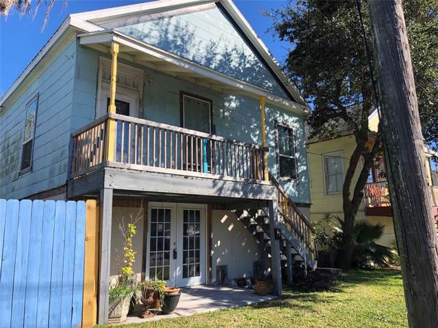 1606 18th Street, Galveston, TX 77550 (MLS #57002717) :: Giorgi Real Estate Group