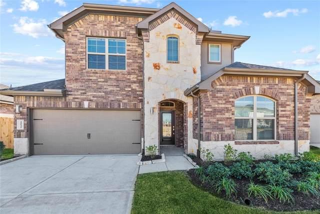 3303 Polk Creek Drive, Katy, TX 77494 (MLS #57010625) :: Guevara Backman