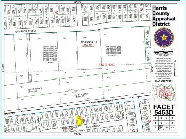 5329 Rue Street Street, Houston, TX 77033 (MLS #57010656) :: Texas Home Shop Realty