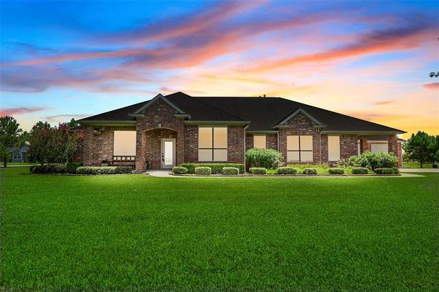4606 Silhouette Drive, Katy, TX 77493 (MLS #57010744) :: My BCS Home Real Estate Group