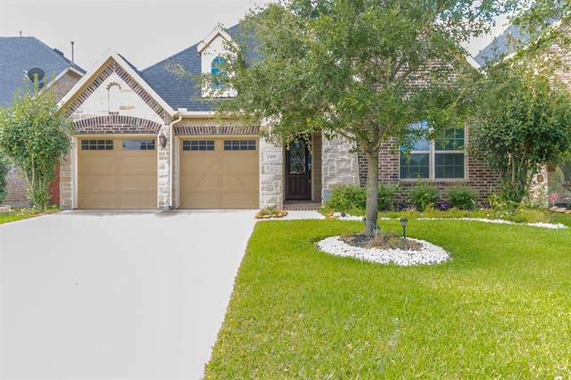2306 Angel Trumpet Drive, Katy, TX 77494 (MLS #57010917) :: My BCS Home Real Estate Group