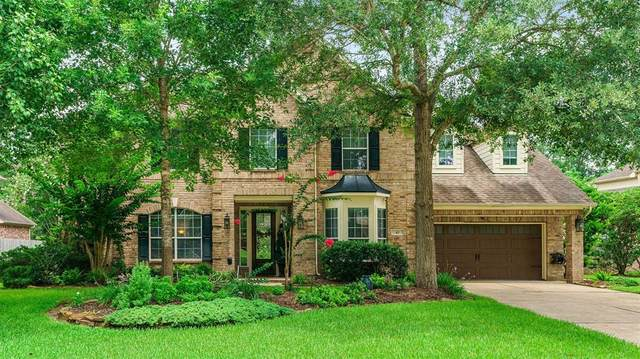 43 E Green Pastures Circle, The Woodlands, TX 77382 (MLS #57011191) :: The Freund Group