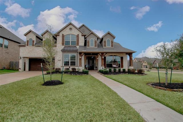 2200 Texoma Bend Lane, Friendswood, TX 77546 (MLS #57014447) :: The Bly Team