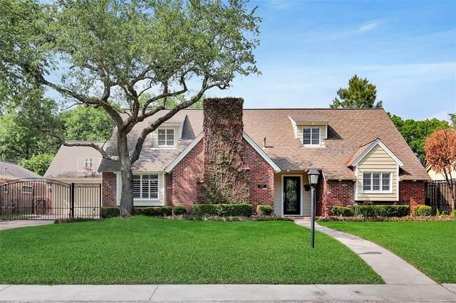 12406 Woodthorpe Lane, Houston, TX 77024 (MLS #57025207) :: Lerner Realty Solutions