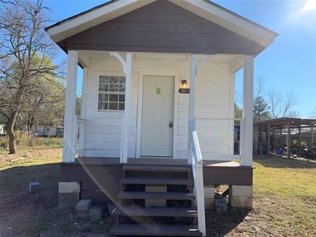 26554 Joy Village, Splendora, TX 77372 (MLS #57033046) :: Texas Home Shop Realty