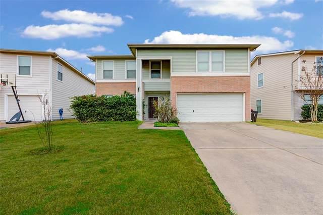 19717 Rustic Lake Lane, Cypress, TX 77433 (MLS #57050586) :: My BCS Home Real Estate Group
