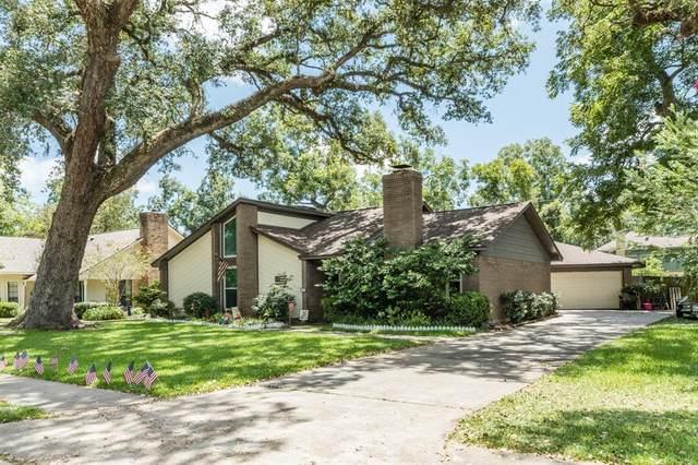 110 Daffodil Street, Lake Jackson, TX 77566 (MLS #57052768) :: The Home Branch
