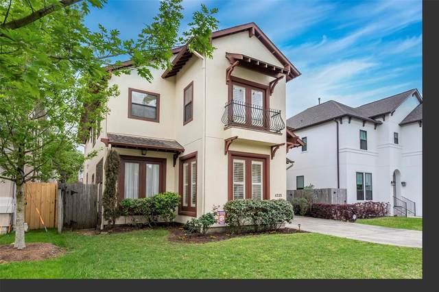 4325 Oleander Street, Bellaire, TX 77401 (MLS #57057204) :: The Home Branch