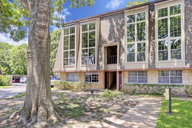12633 Memorial Drive #112, Houston, TX 77024 (MLS #57061312) :: Krueger Real Estate