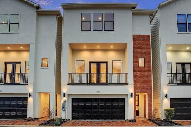 3407 Kensington Yellow Place, Houston, TX 77008 (MLS #57071311) :: Ellison Real Estate Team