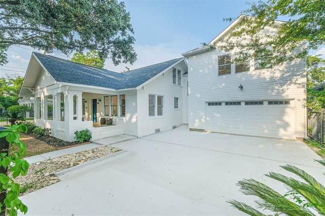 1548 Harvard Street, Houston, TX 77008 (MLS #57073185) :: The Property Guys