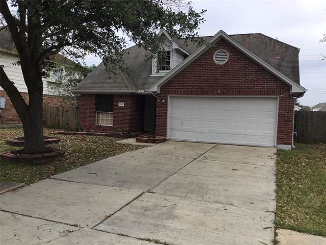 3115 Colony Drive, Dickinson, TX 77539 (MLS #57073929) :: The SOLD by George Team