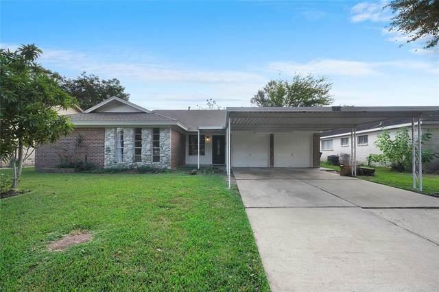9738 Grenadier Drive, Houston, TX 77089 (MLS #57083648) :: Caskey Realty