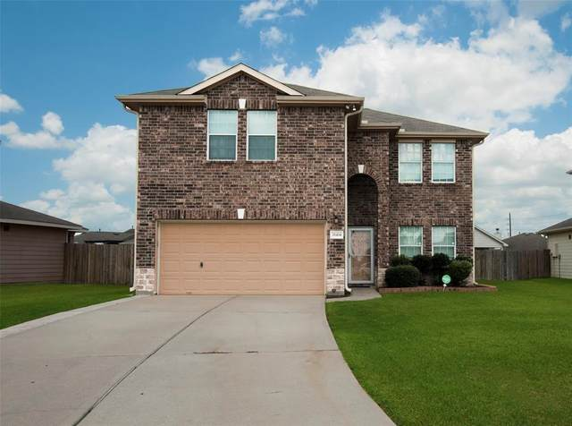 21434 Brasstown Mountain Way, Katy, TX 77449 (MLS #57084215) :: Homemax Properties