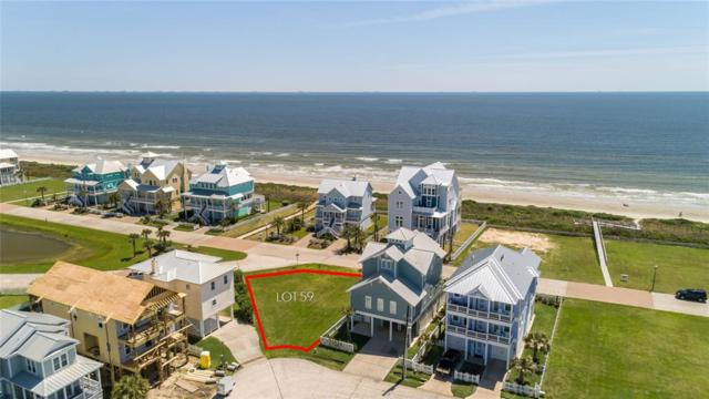 11518 Beachside, Galveston, TX 77554 (MLS #57086388) :: JL Realty Team at Coldwell Banker, United