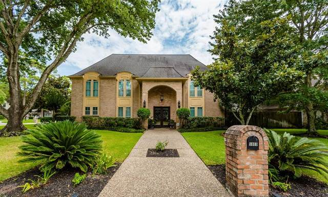 9803 Oxted Lane, Spring, TX 77379 (MLS #57096529) :: Texas Home Shop Realty