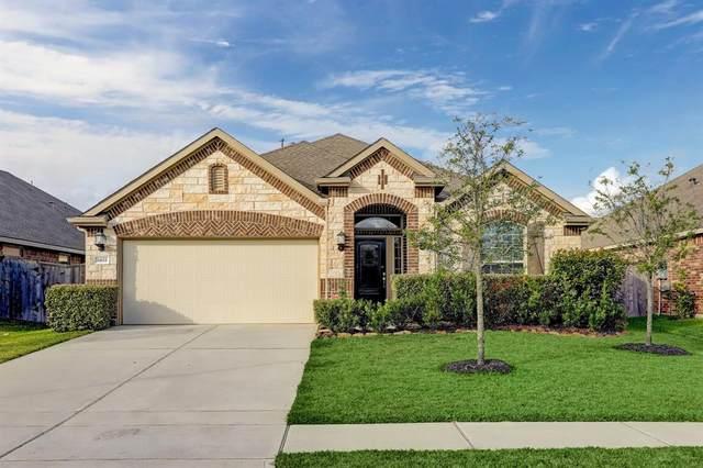 14111 Easton Bluff Lane, Rosharon, TX 77583 (MLS #57100373) :: Texas Home Shop Realty