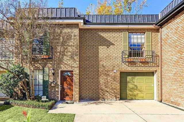 3106 Vossdale Road, Houston, TX 77027 (MLS #57105014) :: The Bly Team