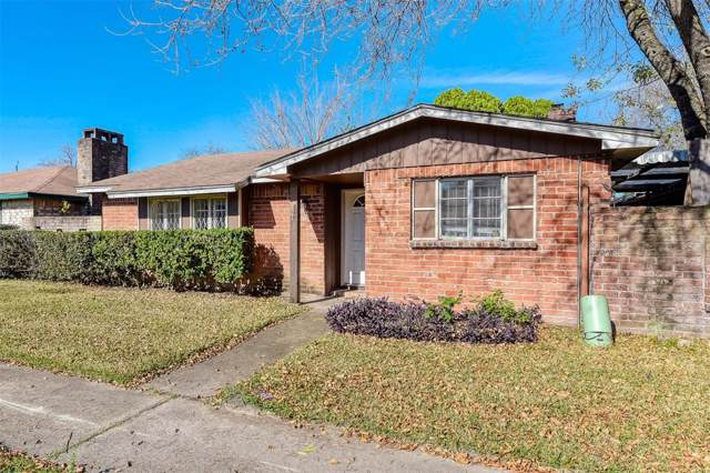 15412 Chipman Lane #5412, Houston, TX 77060 (MLS #57111822) :: Green Residential