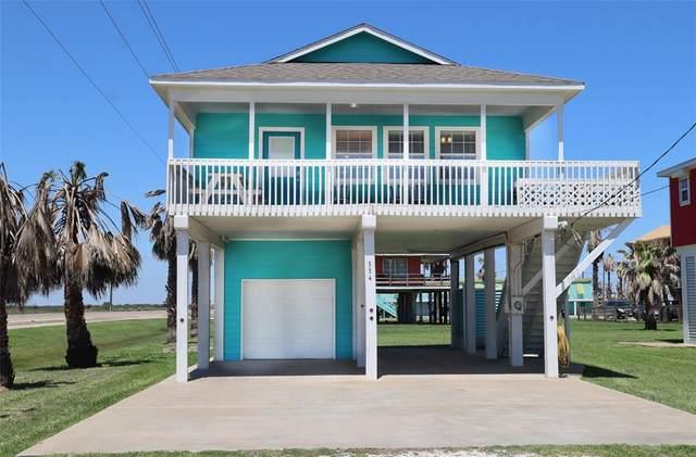 334 Sand Dune Court, Surfside Beach, TX 77541 (MLS #57116766) :: The Bly Team