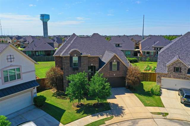 5415 Marble Acres Court, Houston, TX 77059 (MLS #57119266) :: The Bly Team