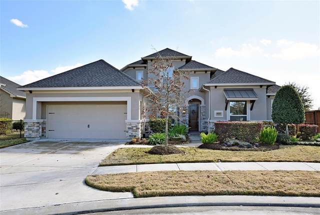 9806 Reflection Point Drive, Cypress, TX 77433 (MLS #57119280) :: The Bly Team