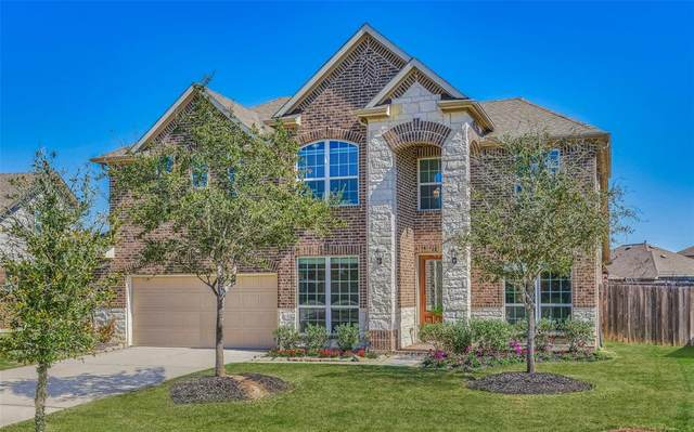 12331 Northpointe Ridge Lane, Tomball, TX 77377 (MLS #57120031) :: The Andrea Curran Team powered by Styled Real Estate