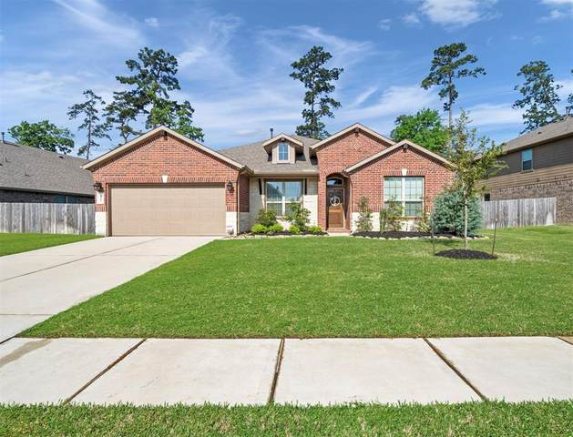 14115 N Wind Cave Court, Conroe, TX 77384 (MLS #57124063) :: Giorgi Real Estate Group