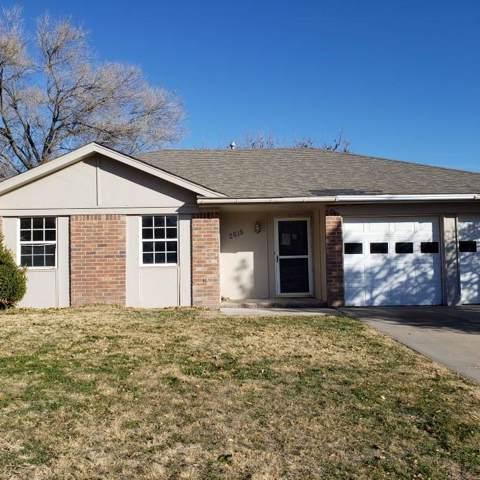 2615 14th Avenue, Canyon, TX 79015 (MLS #5712566) :: Texas Home Shop Realty