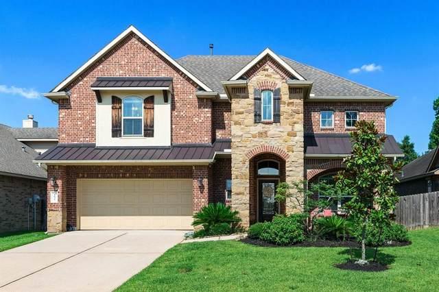 1035 Cedar Lake Court, Conroe, TX 77384 (MLS #57125874) :: Giorgi Real Estate Group