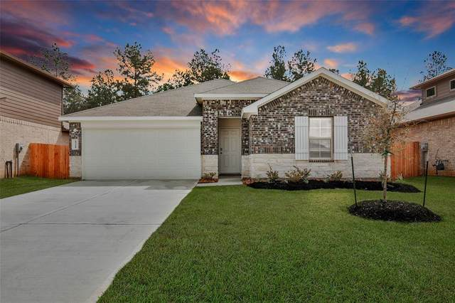 21206 Ivy Woods Court, New Caney, TX 77357 (MLS #57133200) :: The Home Branch