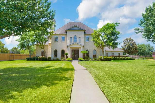 24826 N Point Place, Katy, TX 77494 (MLS #57136684) :: The Bly Team