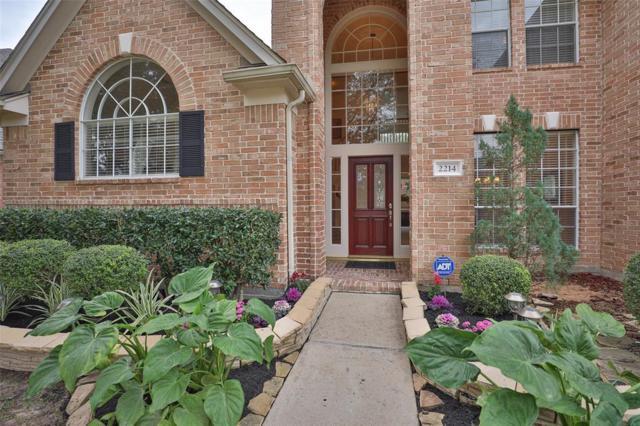 2214 Chelsea Ridge Court, Katy, TX 77450 (MLS #57142418) :: Texas Home Shop Realty