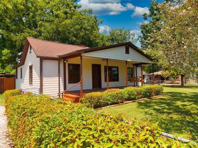 14030 Cedar Street, Santa Fe, TX 77517 (MLS #57161535) :: Texas Home Shop Realty