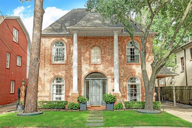 6127 Charlotte Street, West University Place, TX 77005 (MLS #57163681) :: The Freund Group