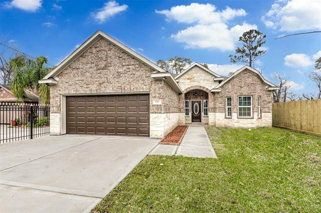 5725 Justin Street, Houston, TX 77016 (MLS #57171539) :: Texas Home Shop Realty