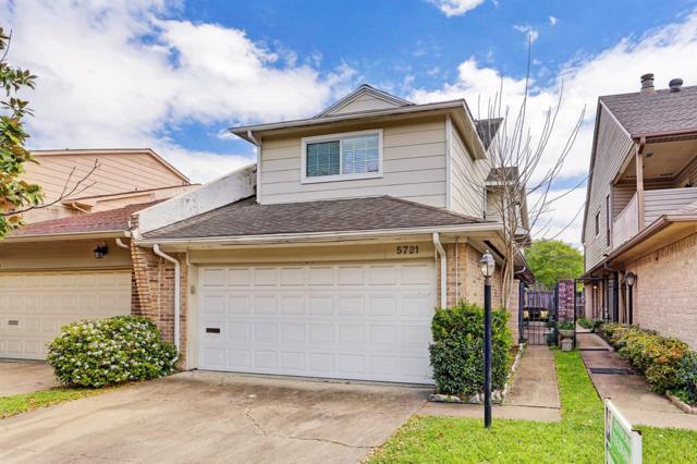 5721 Innsbruck Street, Bellaire, TX 77401 (MLS #57192319) :: Oscar Fine Properties